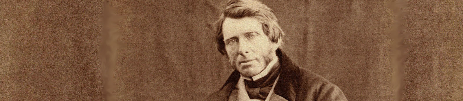 John Ruskin  (The Napoleon of Brantwood)