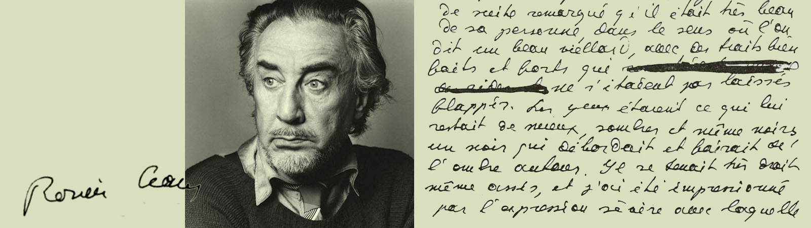 Romain Gary: A lust for life