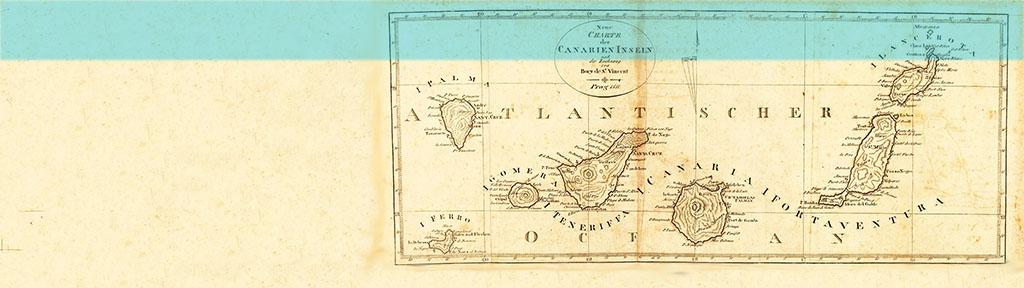 Journey to the Canary Islands – Juan Cruz Ruiz