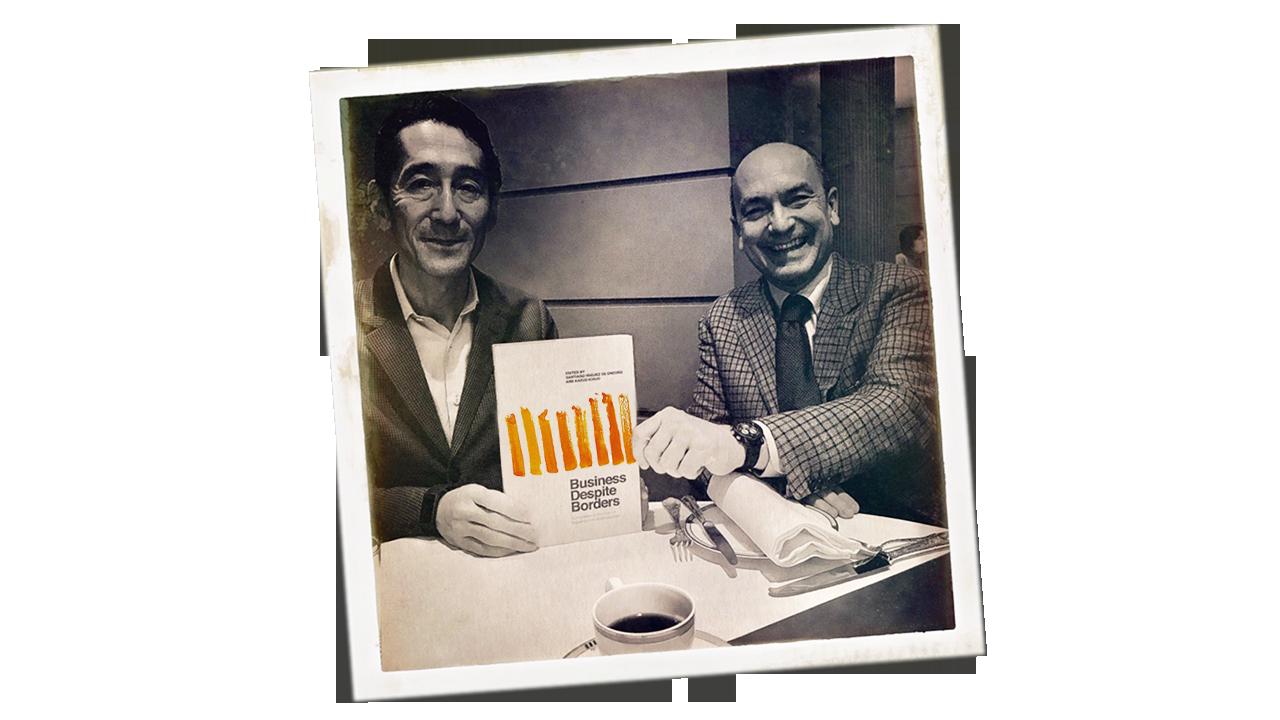 Business Despite Borders de Santiago Iniguez y Kazuo Ichijo