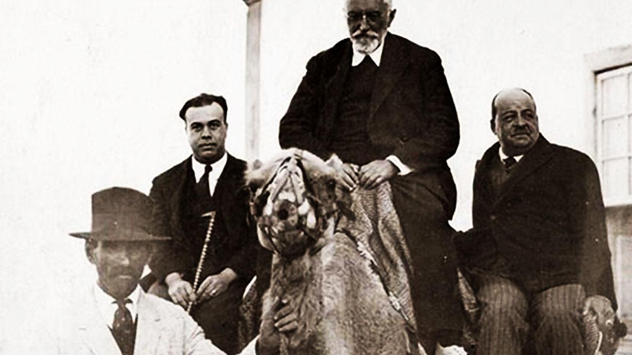 Miguel de Unamuno destierro en Fuerteventura