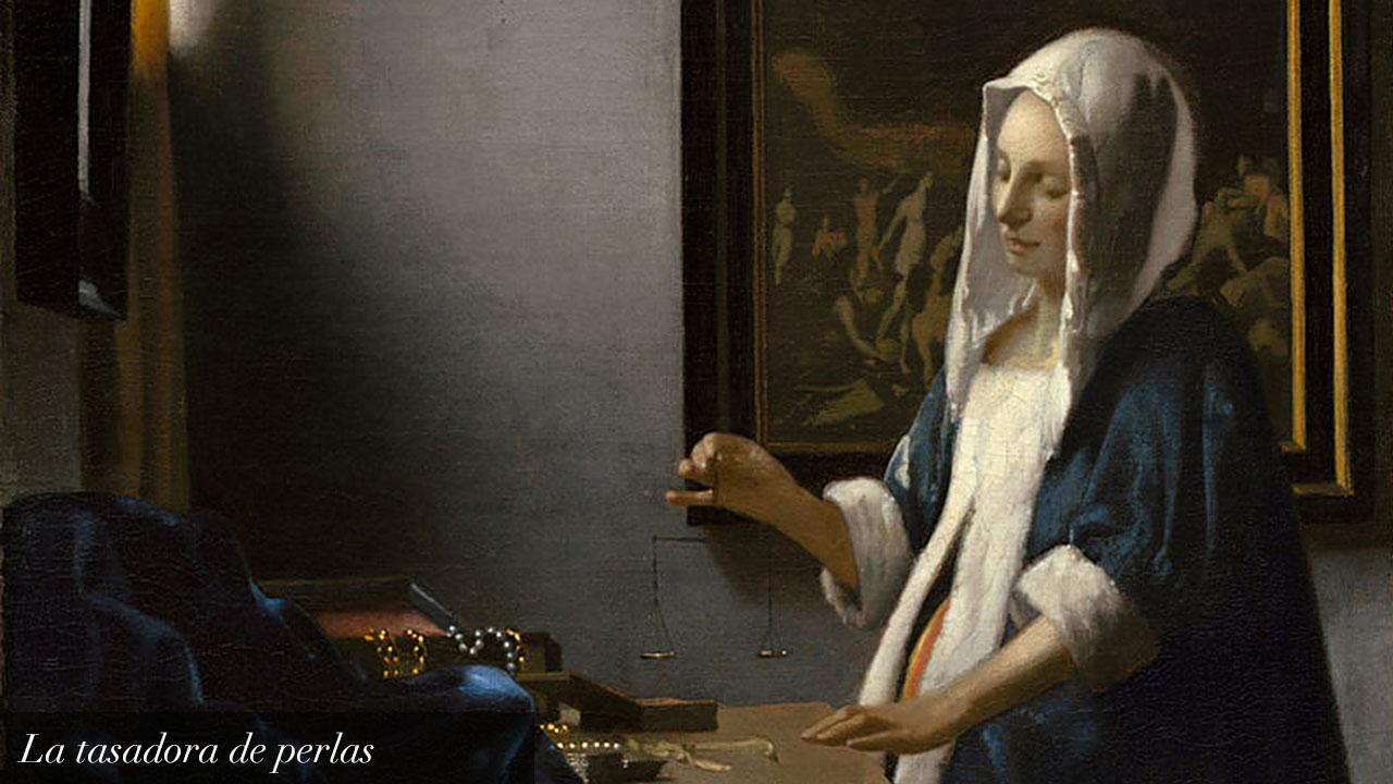 Mujer sosteniendo una balanza_text_es
