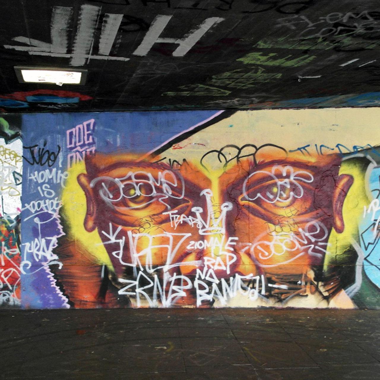 grafiti Lumen Cox