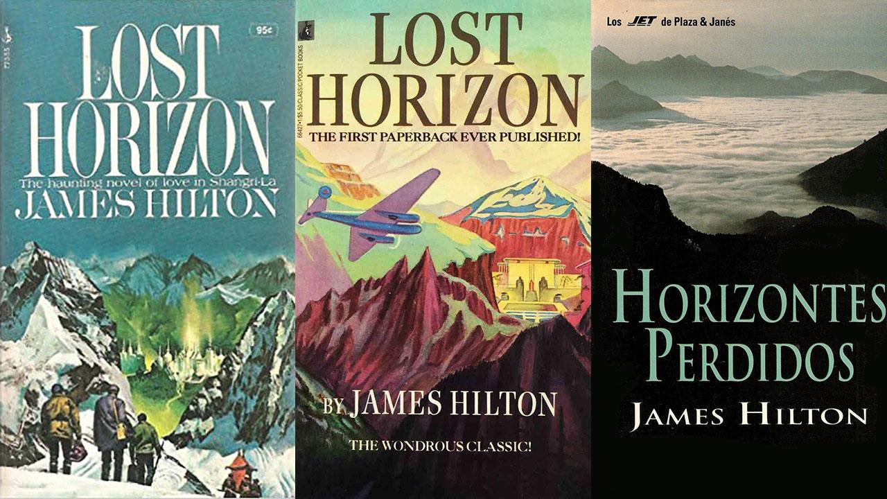 lost horizon portadas 2